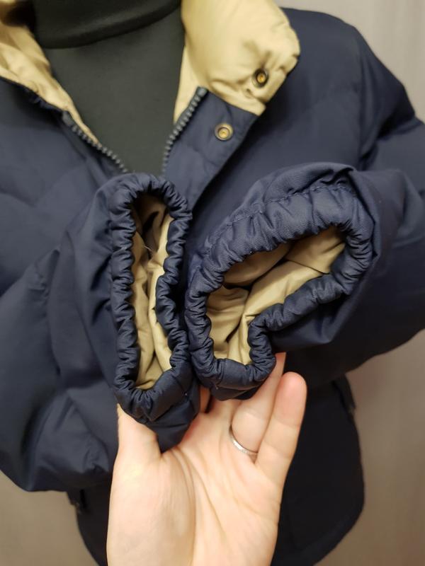 Куртка пуховик ralph lauren - Фото 5