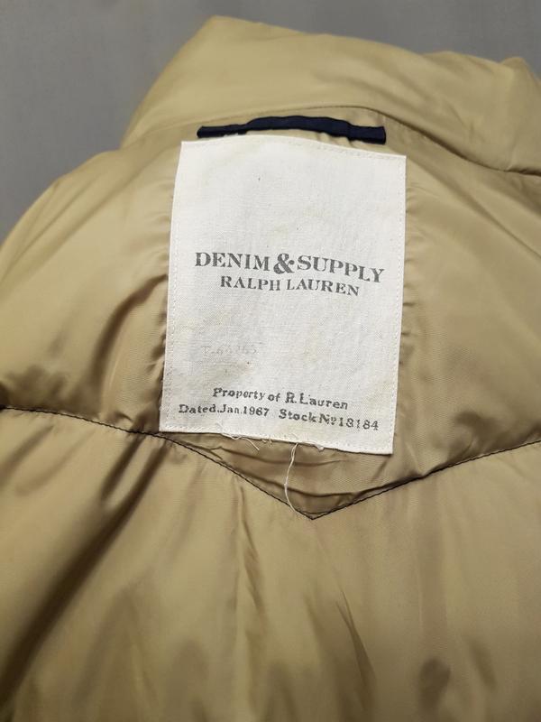 Куртка пуховик ralph lauren - Фото 7