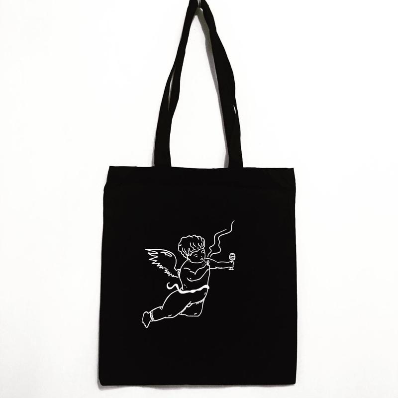 "Эко-сумка шоппер ""Ангел"""