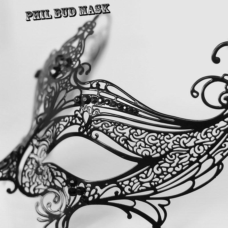 Эротическая маска для фотосессий и карнавала Валькирия - Фото 4