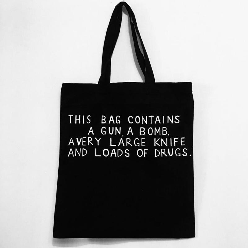 "Эко-сумка шоппер ""Perfect Bag"""
