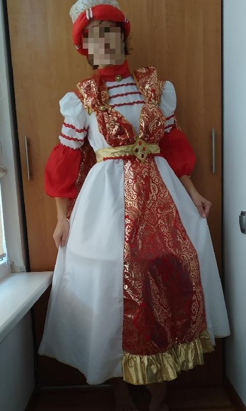 Шикарное карнавальный костюм ,платье принцессы