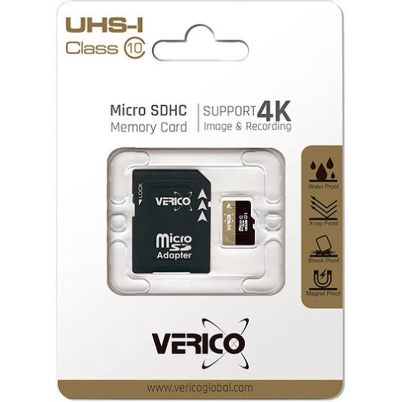 Карта памяти Verico microSDHC 32 ГБ