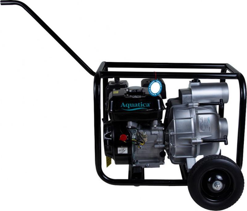 Мотопомпа Aquatica AQW30CX для грязной воды