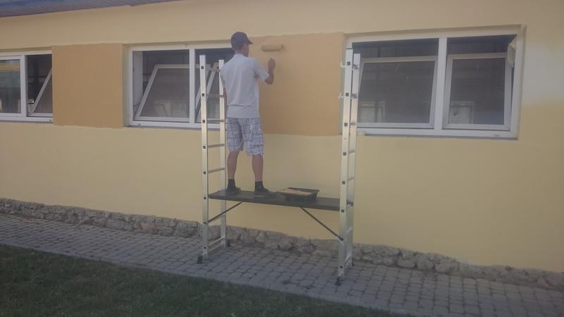 Фарбування стін - Фото 3