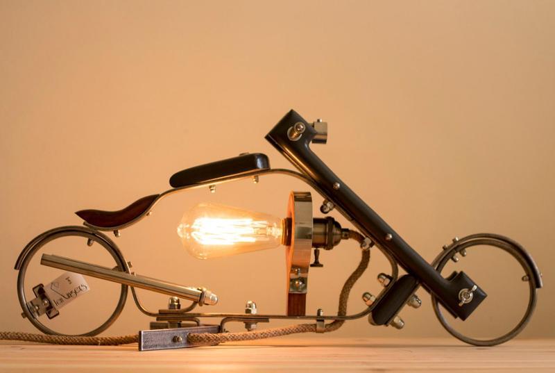 Настільна лампа HOOLIGAN - Фото 2