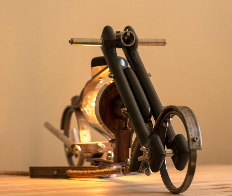 Настільна лампа HOOLIGAN - Фото 4