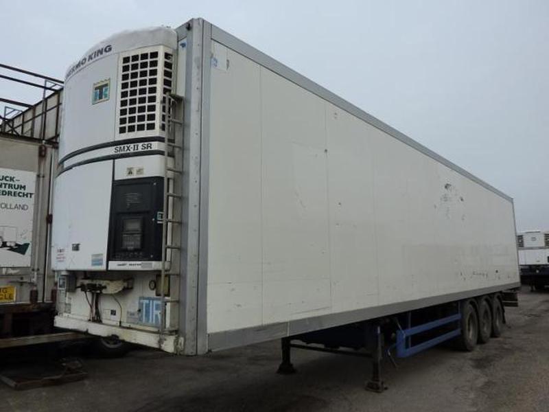 Холодильный агрегат Termo king SMX по запчастям