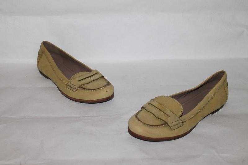 Кожаные туфли 38 размер ecco - Фото 2