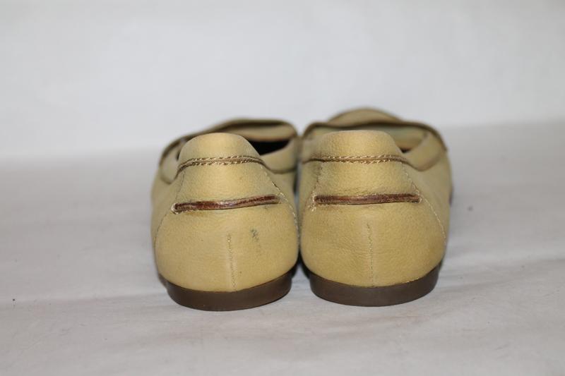 Кожаные туфли 38 размер ecco - Фото 6