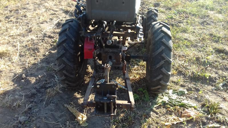 Продам мини-трактор Форт! З фрезою и косилкой!! Forte - Фото 4