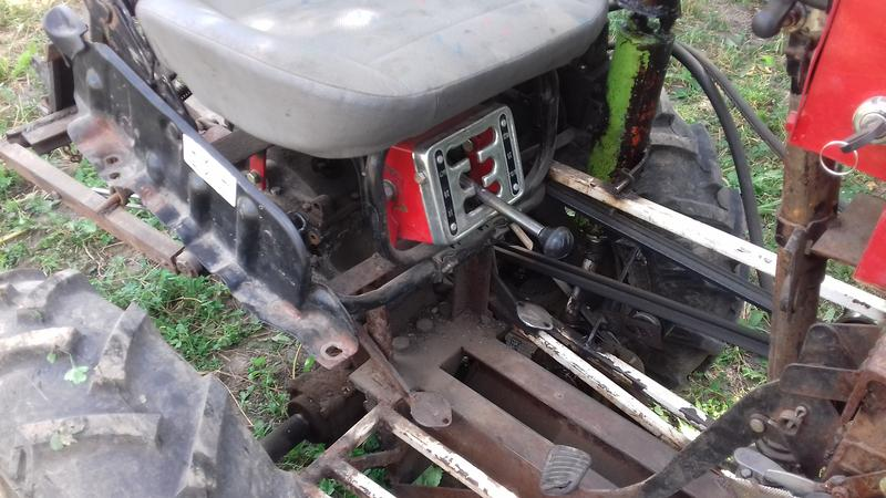 Продам мини-трактор Форт! З фрезою и косилкой!! Forte - Фото 12