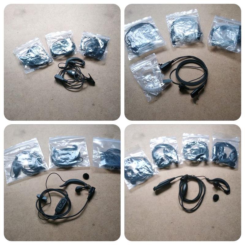 Гарнитуры к рации Baofeng 888,UV-5R,UV82, UV-9R
