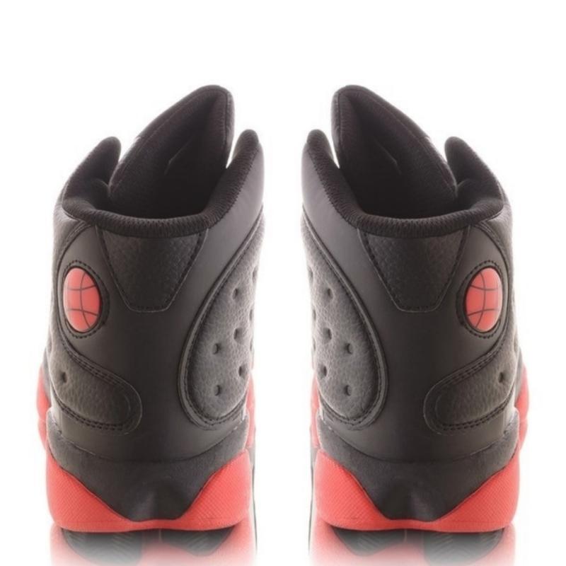 Мужские кроссовки с красной подошвой - Фото 3