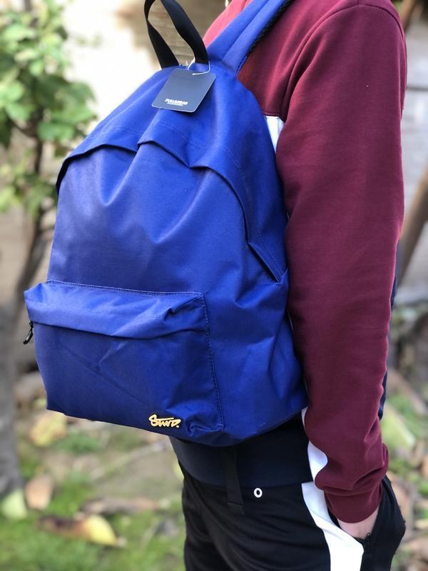 Мужской рюкзак /чоловічий рюкзак/pull&bear/рюкзак - Фото 3