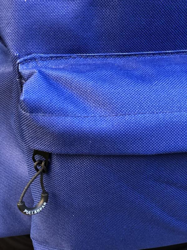 Мужской рюкзак /чоловічий рюкзак/pull&bear/рюкзак - Фото 4