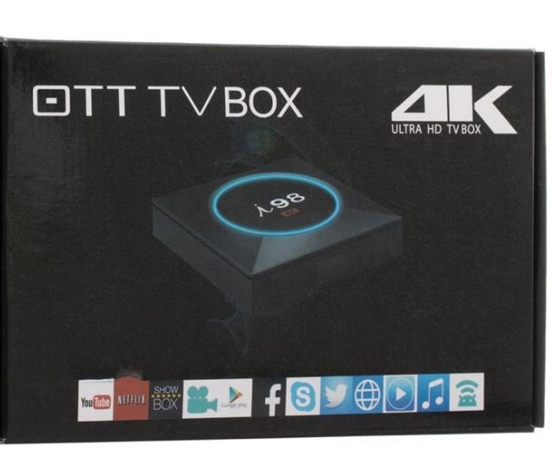 Срочно! Торг! #4K\WiFi TV-Смарт-Android Приставка с записью - Фото 6