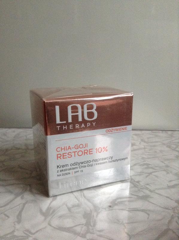 Восстанавливающий питательный дневной крем lirene lab therapy ...