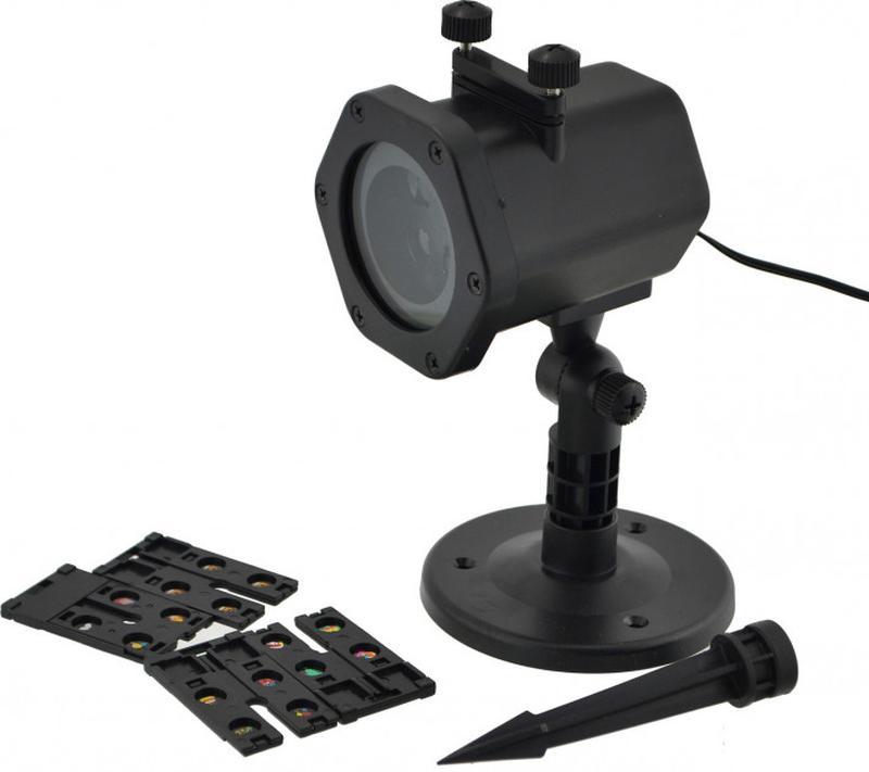 Диско-лазер LASER Shower Light XL-805 уличный 6735