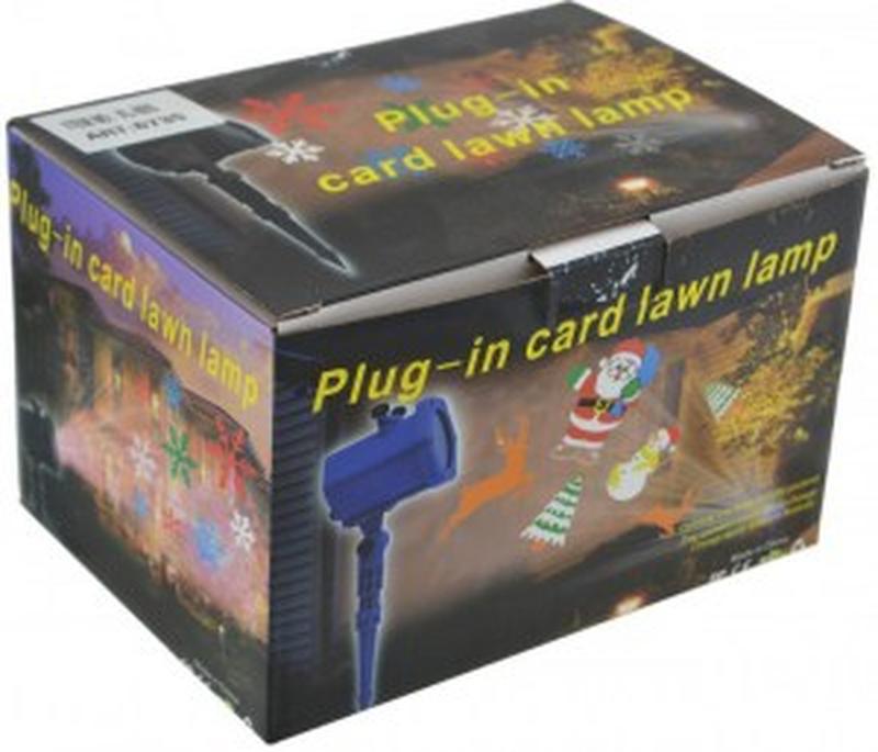 Диско-лазер LASER Shower Light XL-805 уличный 6735 - Фото 2