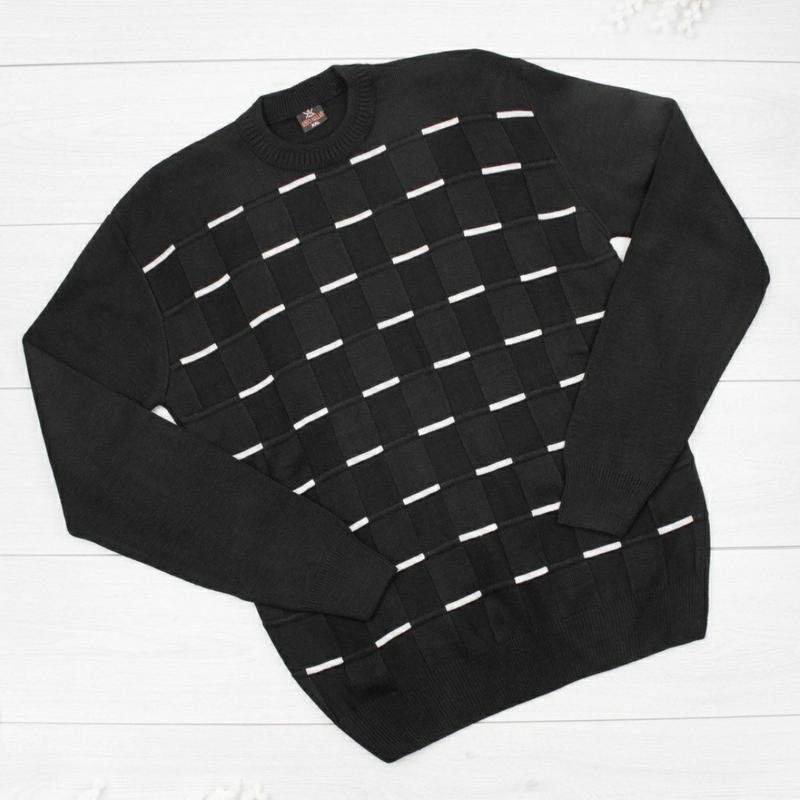 Мужской качественный свитер со скидкой! остался последний размер!