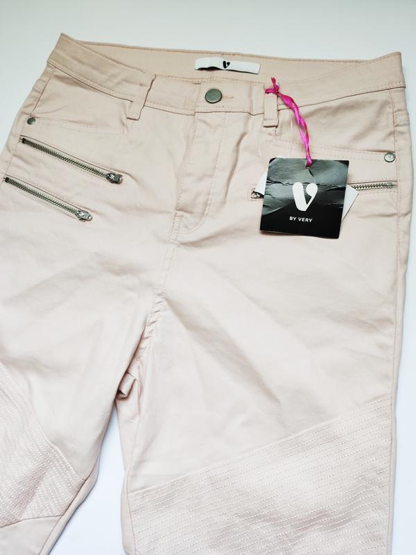 Нежнейшие джинсы с интересным дизайном качественные турецкие - Фото 2
