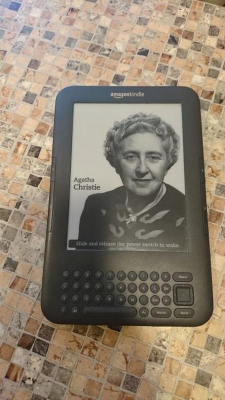 Kindle keyboard wifi