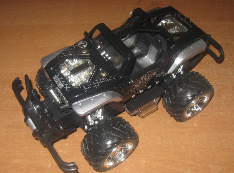 Машинка, игрушка джип на радиоуправлении. Новая. см фото - Фото 4
