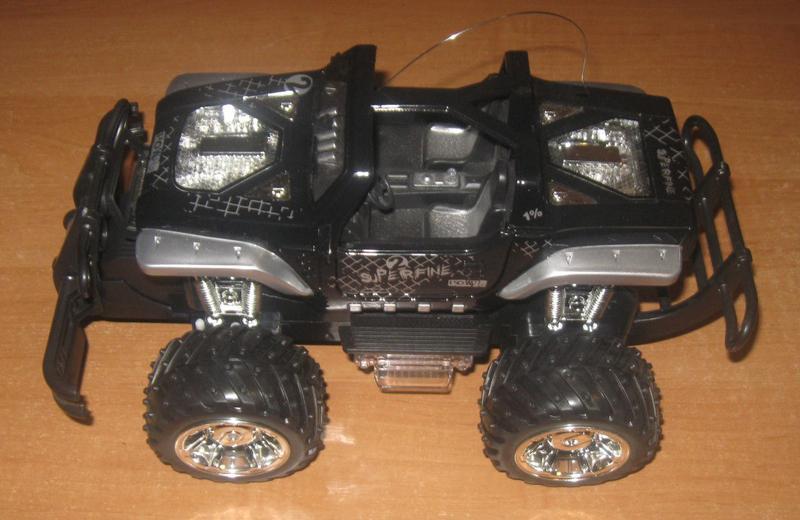 Машинка, игрушка джип на радиоуправлении. Новая. см фото - Фото 5