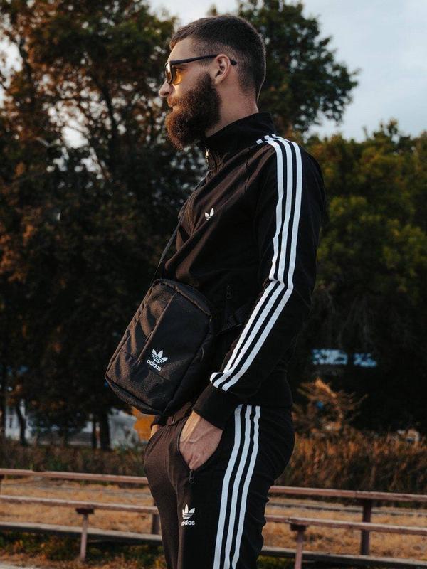 Спортивный костюм adidas с лампасом / спортивний костюм adidas...