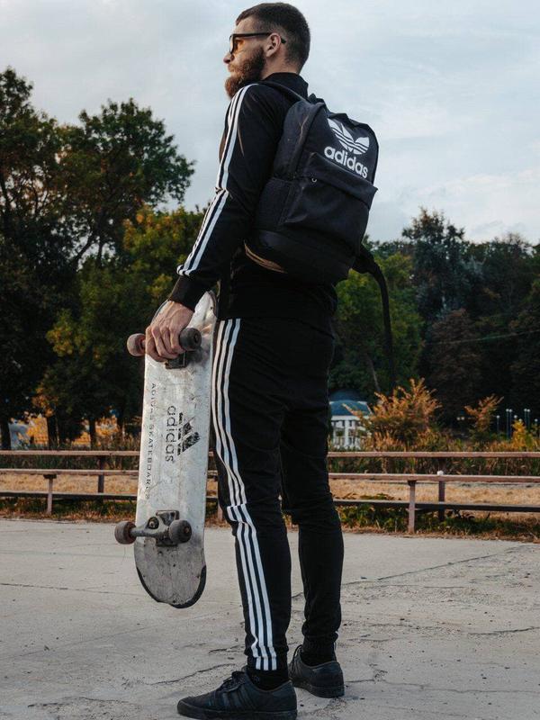 Спортивный костюм adidas с лампасом / спортивний костюм adidas... - Фото 5