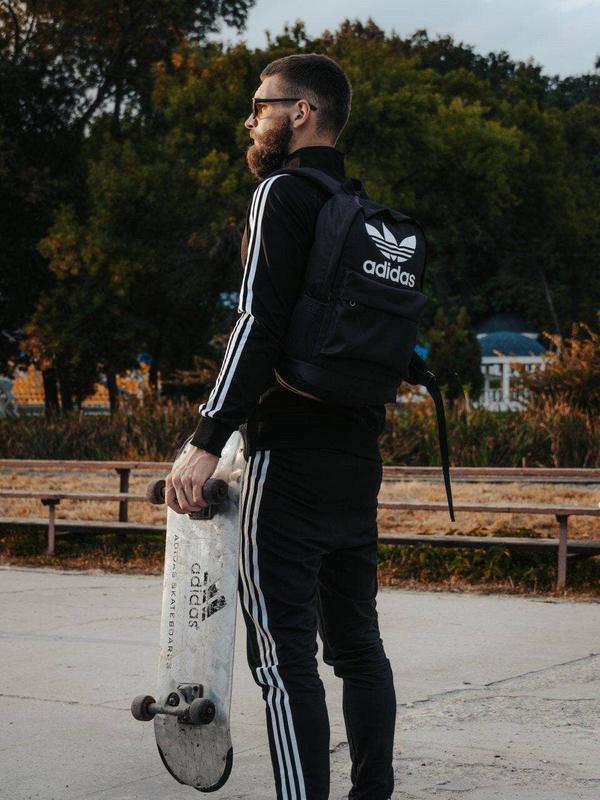 Спортивный костюм adidas с лампасом / спортивний костюм adidas... - Фото 7
