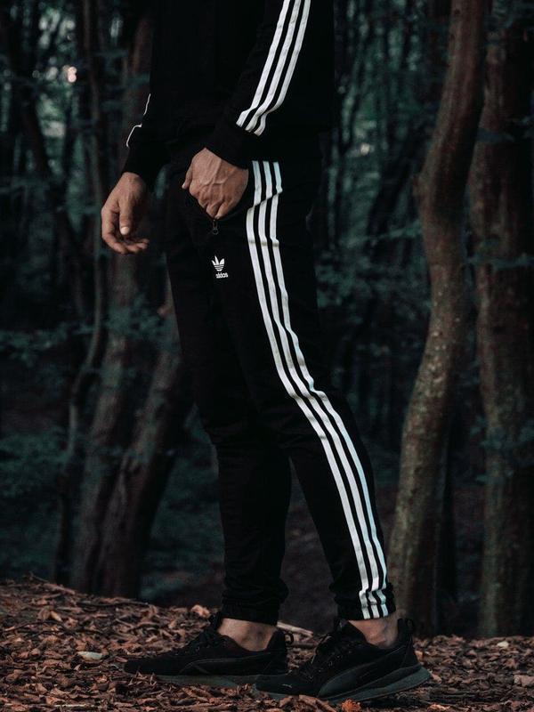 Спортивный костюм adidas с лампасом / спортивний костюм adidas... - Фото 4