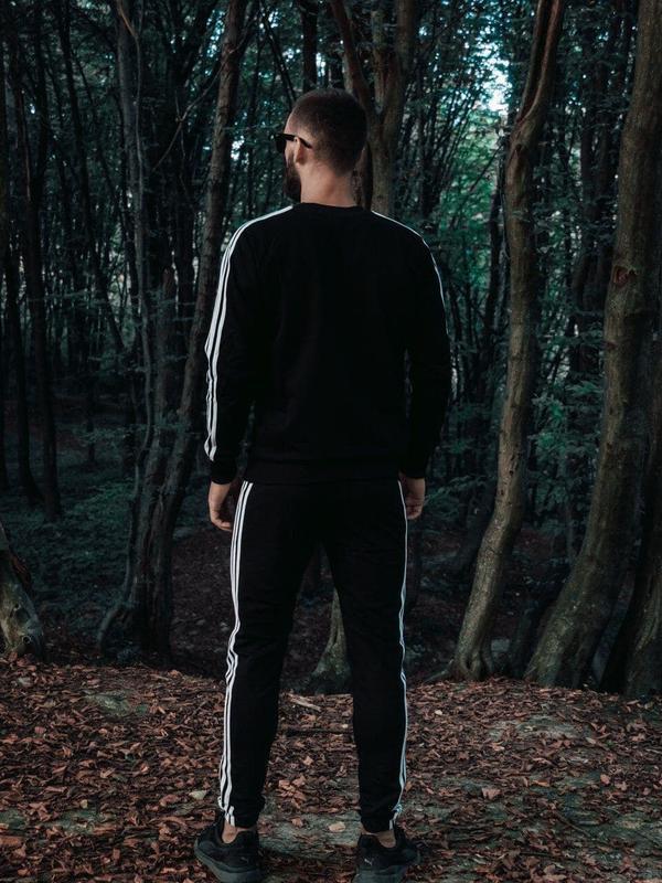 Спортивный костюм adidas с лампасом / спортивний костюм adidas... - Фото 6
