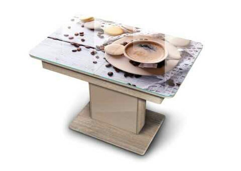 Стеклянный стол Boston-T