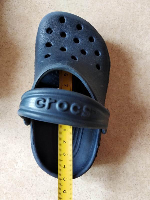Крокси crocs - Фото 4