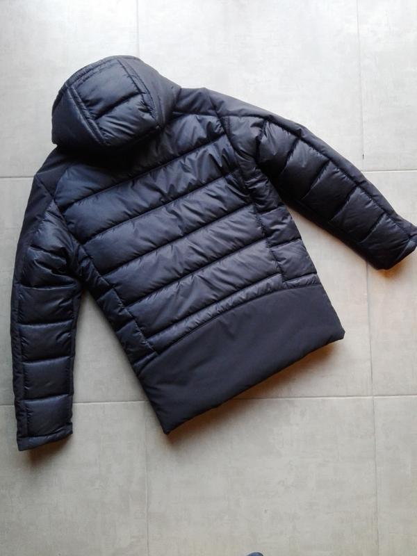 Зимняя куртка пуховик мужская зимняя куртка - Фото 3