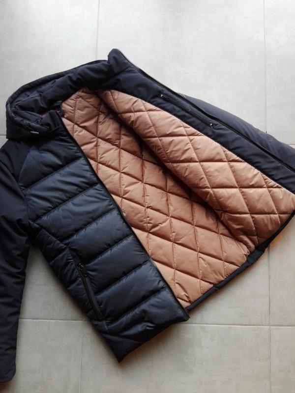 Зимняя куртка пуховик мужская зимняя куртка - Фото 4