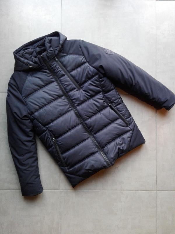 Пуховик  зимняя куртка мужская зимняя куртка