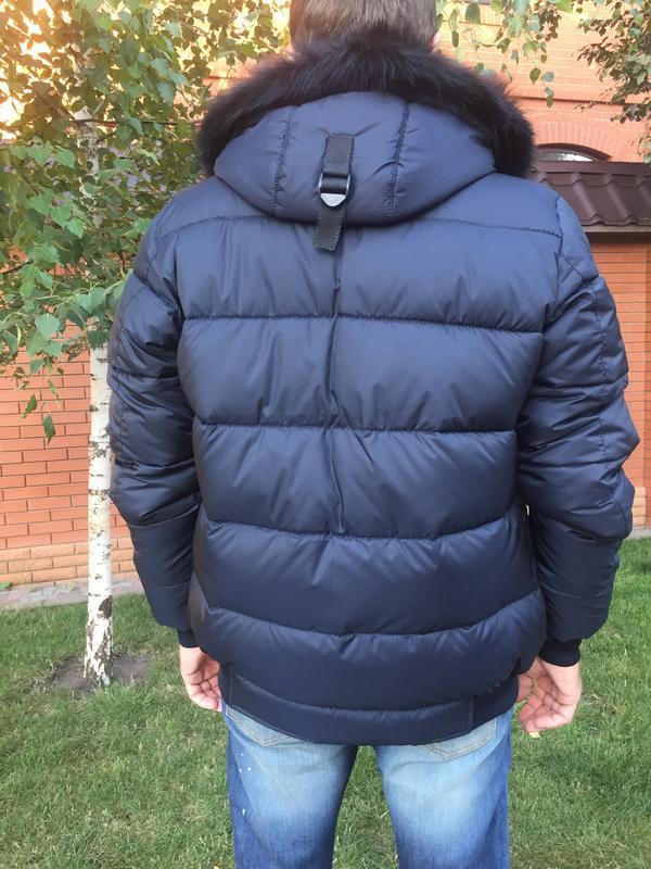 Зимняя куртка пуховик - Фото 2