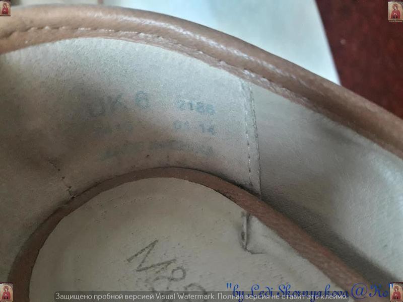Симпатичные фирменные marks & spenser балетки/туфельки с банти... - Фото 3