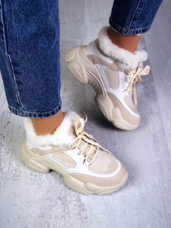 Зимние ботиночки. - Фото 2