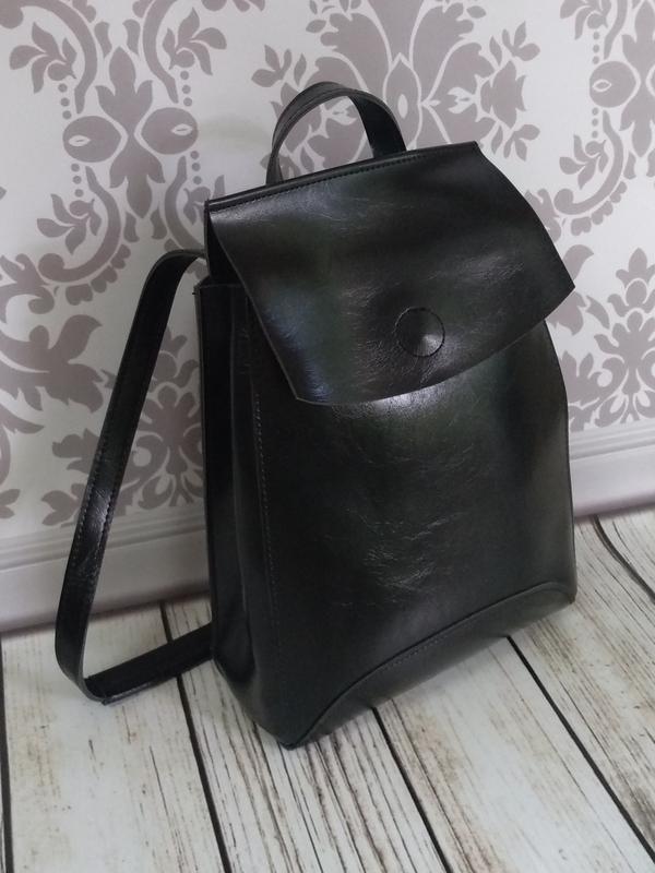 Рюкзак черный городской