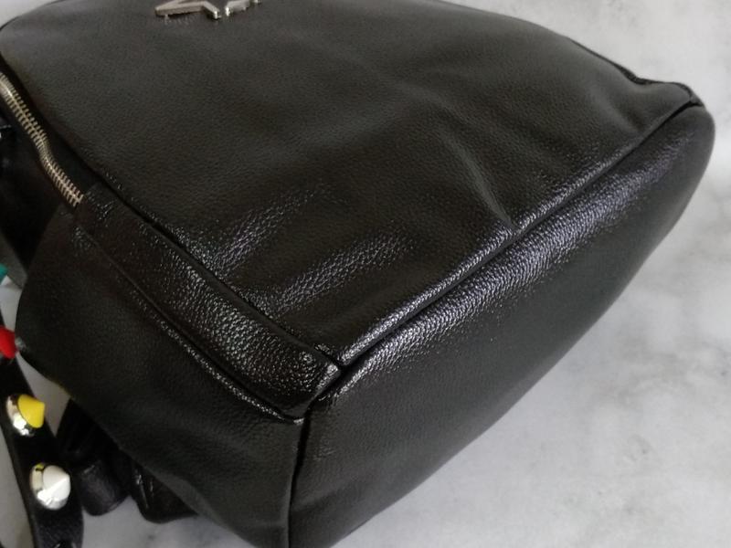 Черный рюкзак - Фото 6