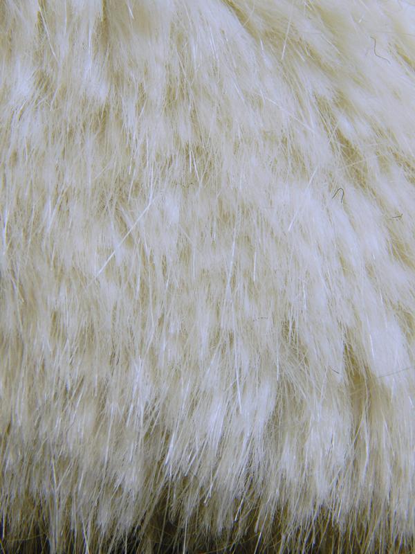 Весеннее шерстяное пальто с меховым воротником и манжетами - Фото 6