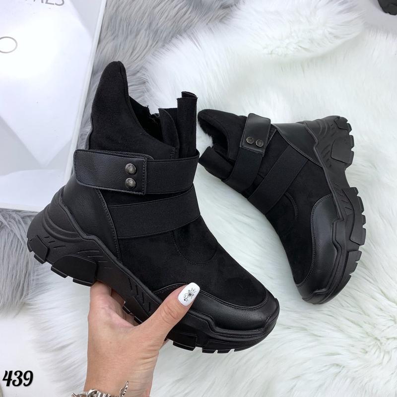 Стильные ботиночки новинка - Фото 3