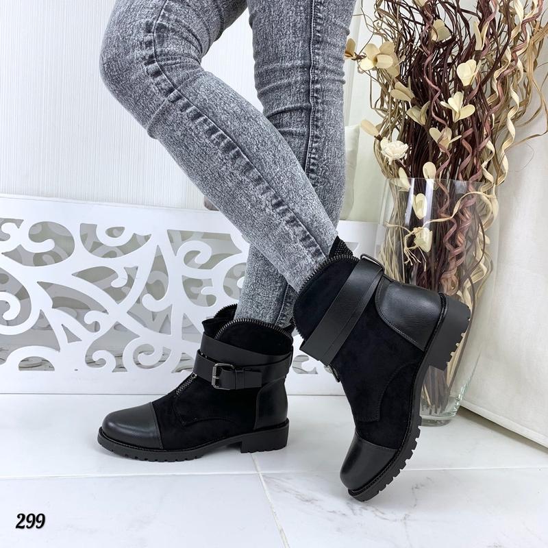 Новинка стильные ботинки - Фото 2