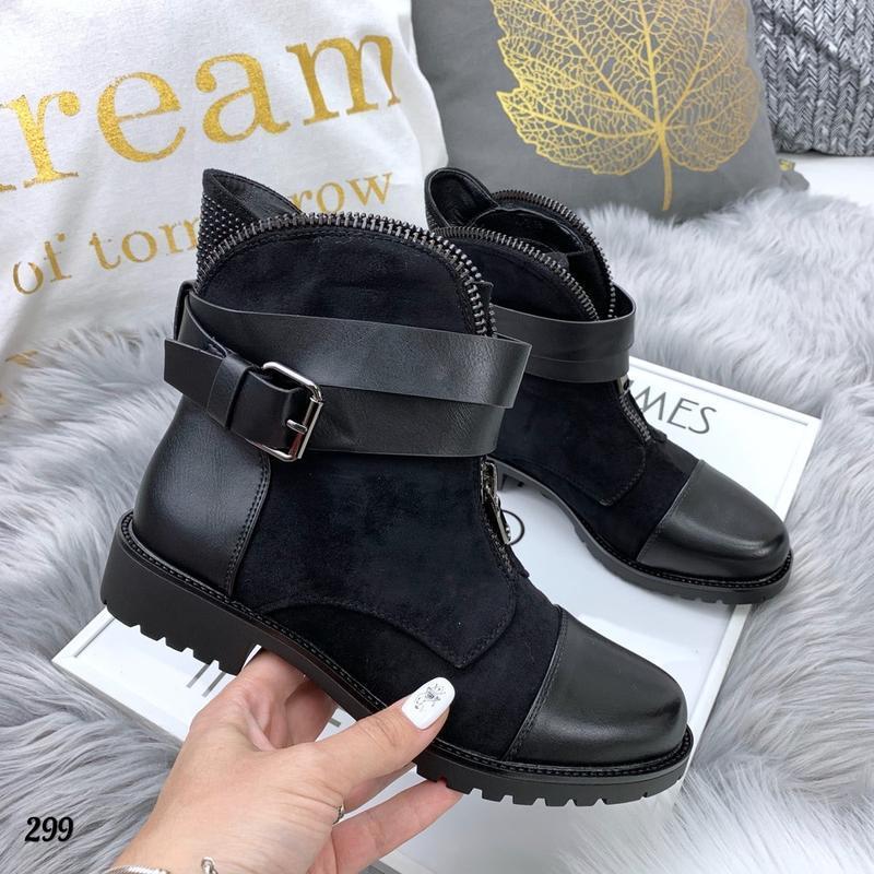 Новинка стильные ботинки - Фото 3