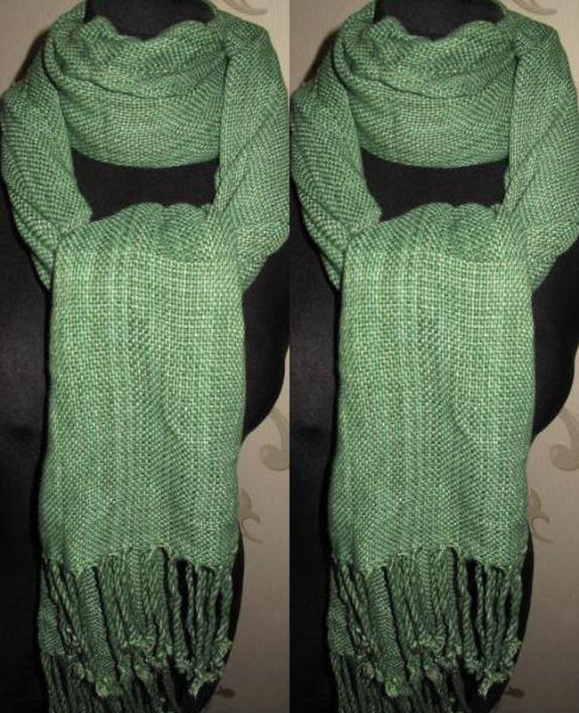 Великий зелений шарф