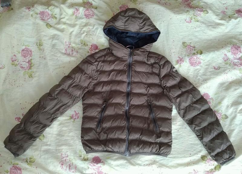 Фирменная демисезонная стеганая куртка Colmar для мальчика, 140 - Фото 4